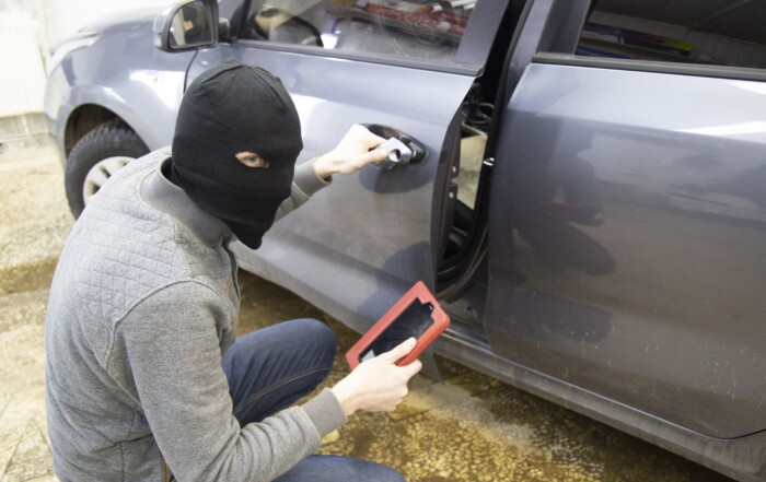 Buckingham Insurance Car Theft